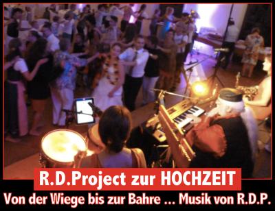 R.D.Project zur Hochzeit