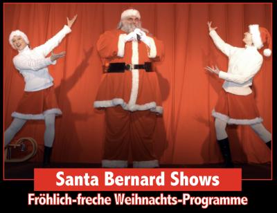 Santa Bernard Shows
